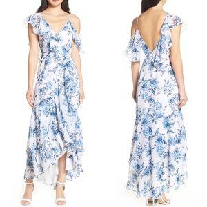 WAYF The Elanor Floral Maxi Dress